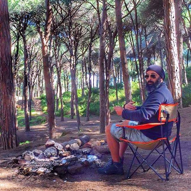 The clearest way into the Universe is through a forest wilderness. ... (Broummâna, Mont-Liban, Lebanon)