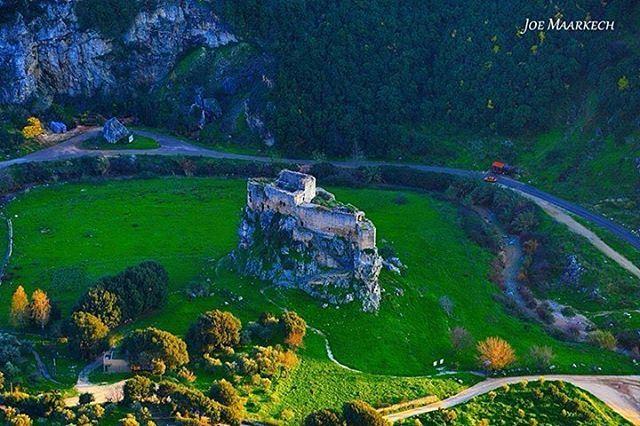 Msaylha Castle. Batroun, Lebanon. lebanon lebanon_hdr lebanonbeauty ... (Msaylha Castle)