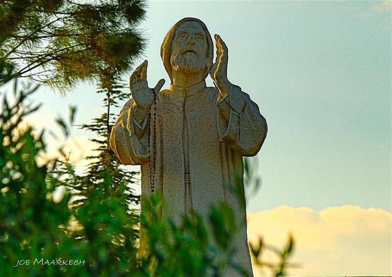 اليوم عيد القدّيس نعمة الله الحرديني... ⛪️🙏✝ lebanon batroun kfifan ...