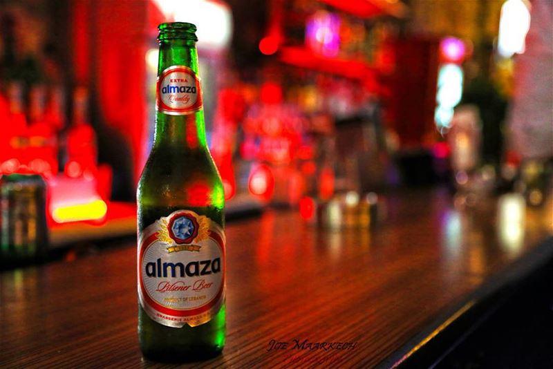 Almaza, best beer ever! Proudly Lebanese. lebanon almaza beer ...