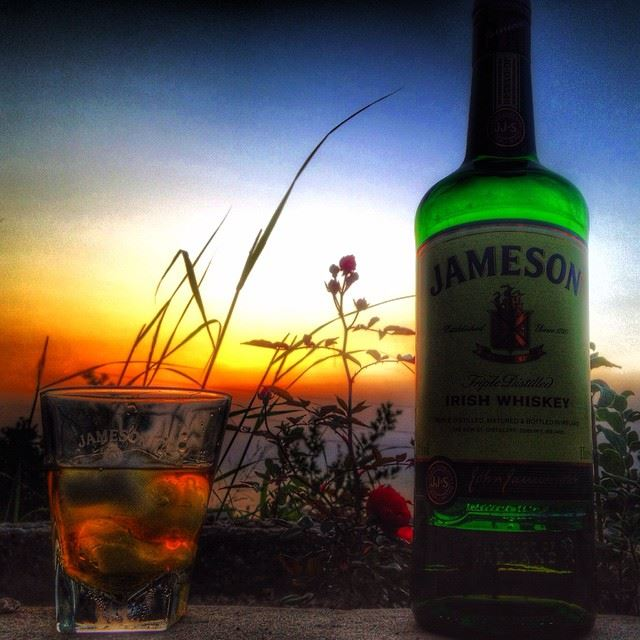 Lebanon sunset sun flowers jameson nature whiskey sky ...
