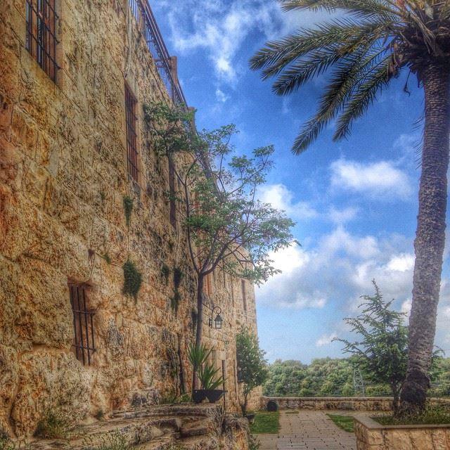 Lebanon clouds nature sky monastery kfifan batroun wearelebanon ...