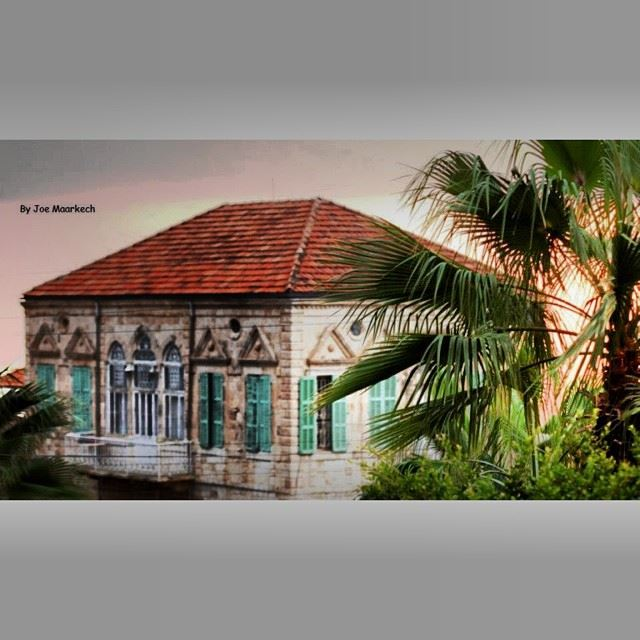 InstaSize  lebanon  traditional  house  view  photography  beauty ...