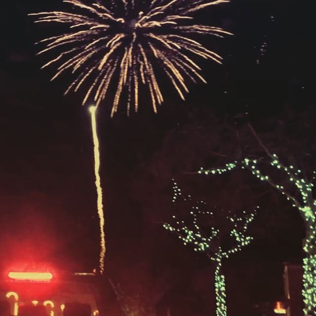 About last night the amazing fire works at Jbeil - pre new year evening 💥 (Jbeil-Byblos)