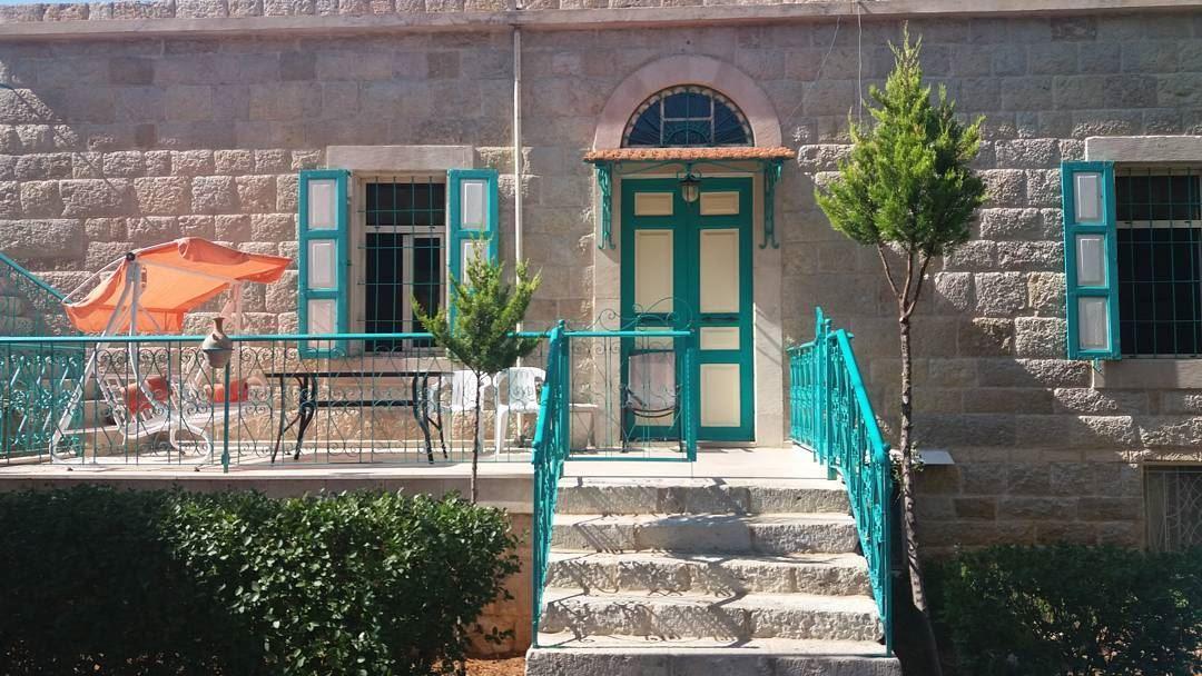 From Douma good afternoon everybody !!!! (Douma, Liban-Nord, Lebanon)