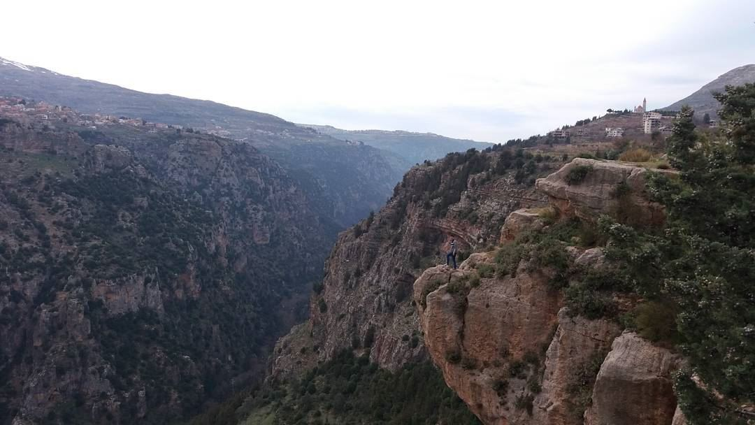 The water can do much more ... check up this valley ,it use to be a... (Kadisha Valley)