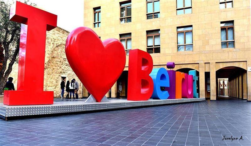 I 💓 Beirut beirut 💓 ilovebeirut livelovebeirut livelovelebanon ... (Beirut Souks - Downtown Beirut)