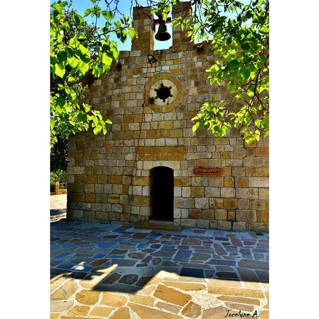 St. Elie church in jeita💓 goodmorning morning blessedmorning ... (Jeita)
