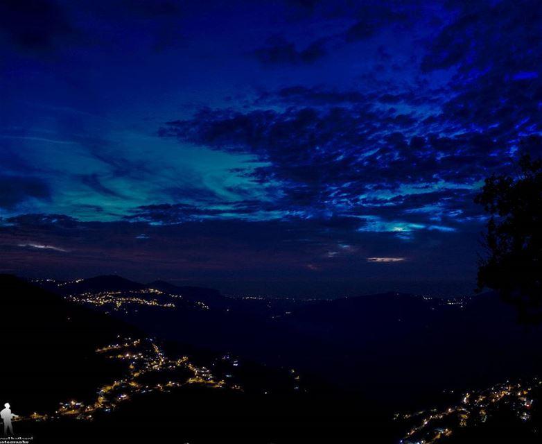 Life never get easier you just get stronger... nightveiw night clouds...