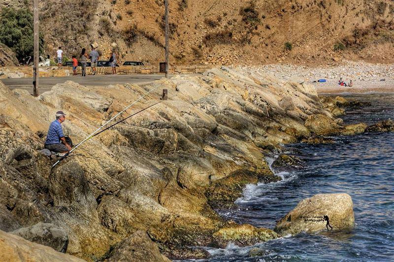 goodmorning minajbeil livelovelebanon livelovejbeil⚓️ sea fishing ...