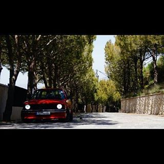 oldschool bmw livelovebmw e21 lebanon chouf niha camerashot red ...