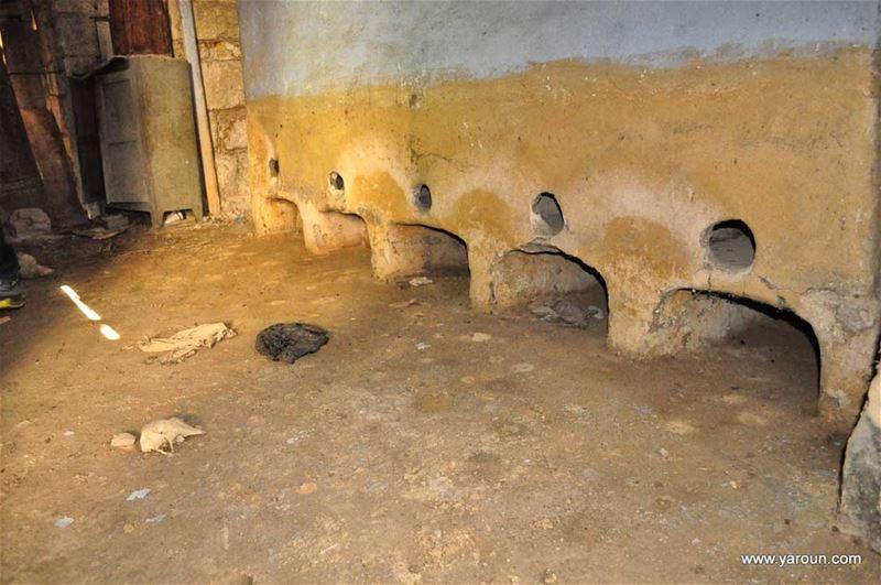 The old house near Abou Adib's House Yaroun