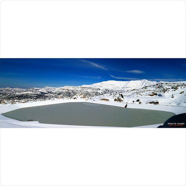 whatsuplebanon worthdoinglebanon insta_lebanon instalebanon instalebnen... (Zaarour Lake)
