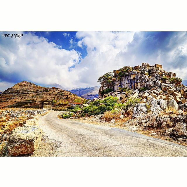 faqra beautifulnature beautifullebanon naturephotography nature ... (Faqra, Kfardebian)