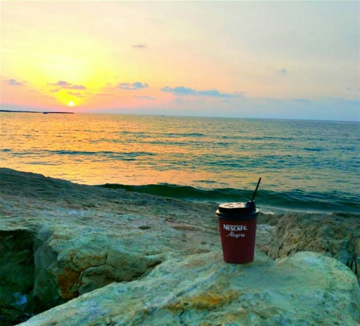 Good evening dear followers with this amazing viewPhoto taken by group... (Korniche SAIDA)