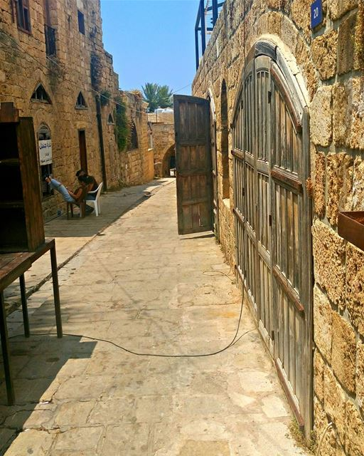 Good evening dear followers with this amazing viewPhoto taken by group... (Byblos Old Souks)