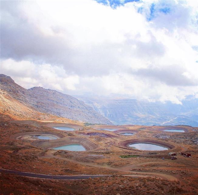 What our feet stumble upon today, what our mind reflects to our eyes... (Laklouk - Lebanon)