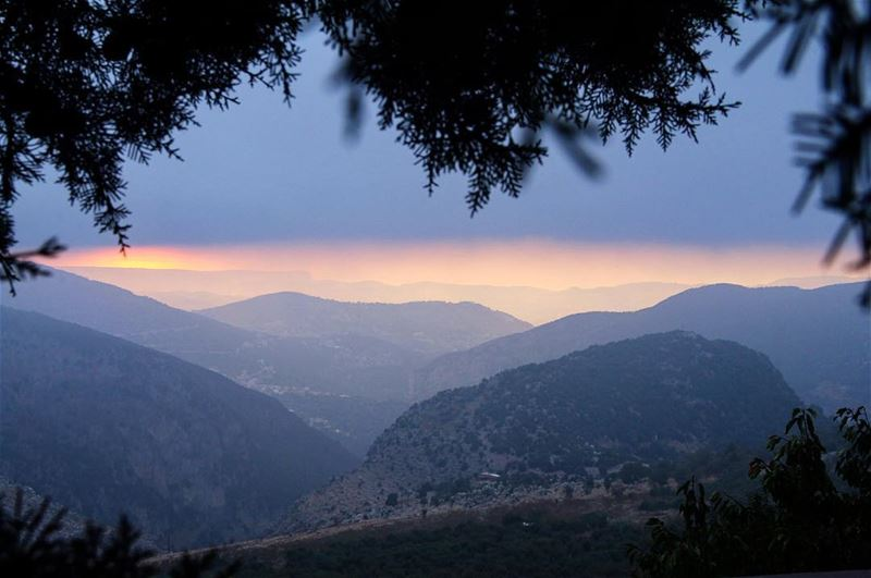 When man asks for a miracle, the road to it can be unknown but for sure it... (Bcharreh, Liban-Nord, Lebanon)