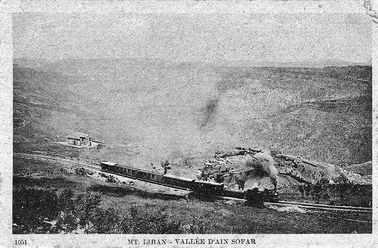 Sofar LebaneseTrain 1910