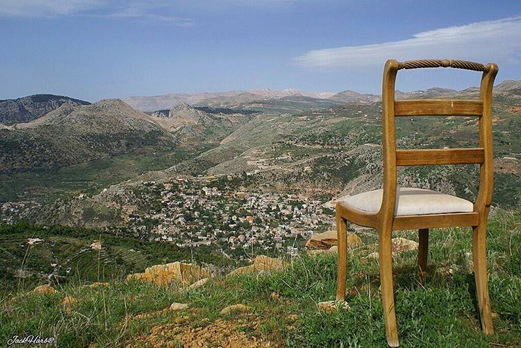 Life is so much easier when you just chill out. tannourine lebanon ... (Wede L Jered- Tannourine)