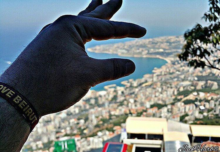Let my spirit fly. jounieh lebanon wearelebanon whatsuplebanon ... (Harîssa, Mont-Liban, Lebanon)