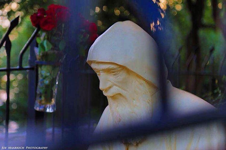 St Charbel, Annaya. stcharbel saintcharbel annaya lebanon jbeil ... (Saint Charbel)