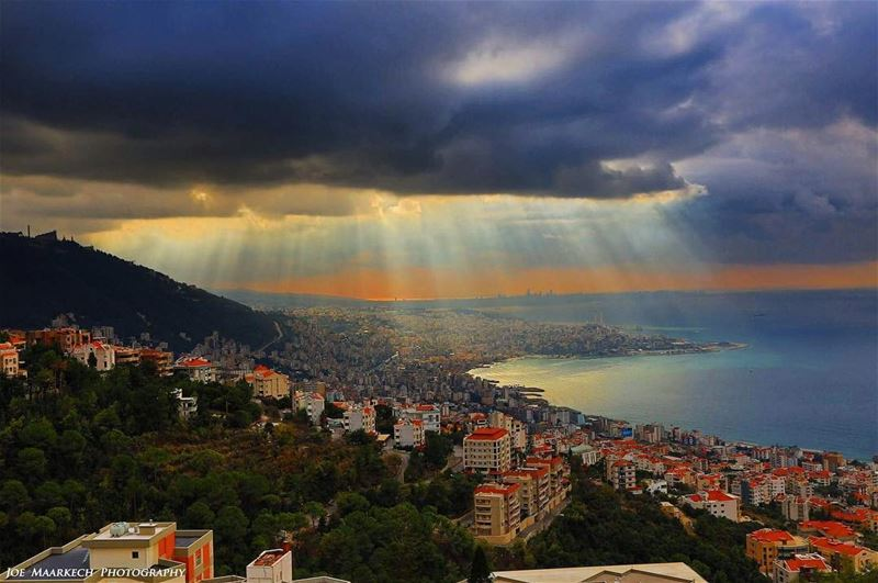 No caption needed... Harissa, Jounieh❤️ harissa jounieh keseruan ... (Ghazir, Mont-Liban, Lebanon)