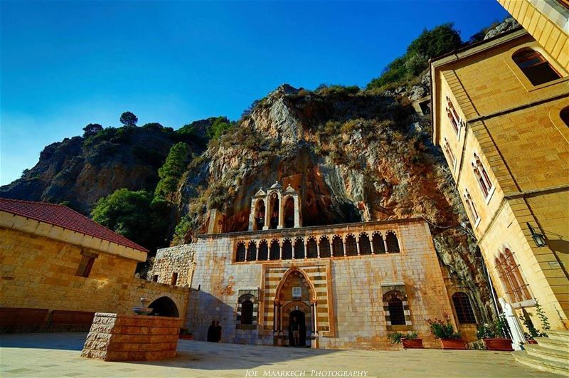 St. Antonios Monastery, Lebanon. marantonios kozhaya monastery lebanon... (Mar Antonios-Kozhaya)