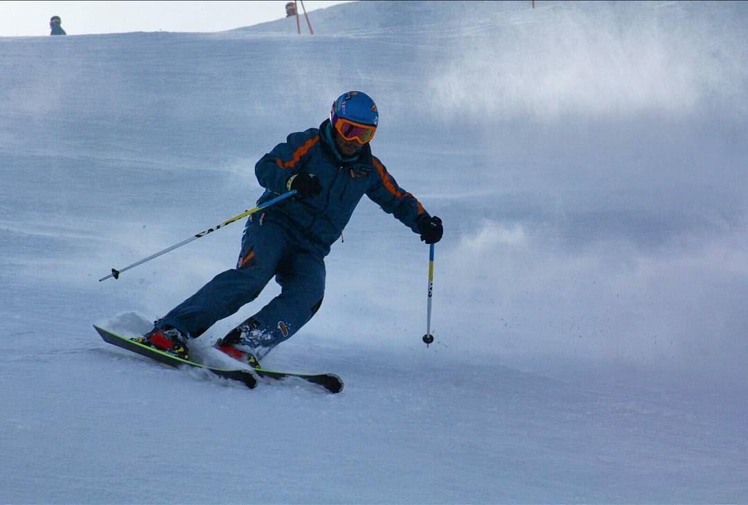 Life is better on the slopes faraya farayalovers ski salomon spyder ... (Faraya Mzaar)