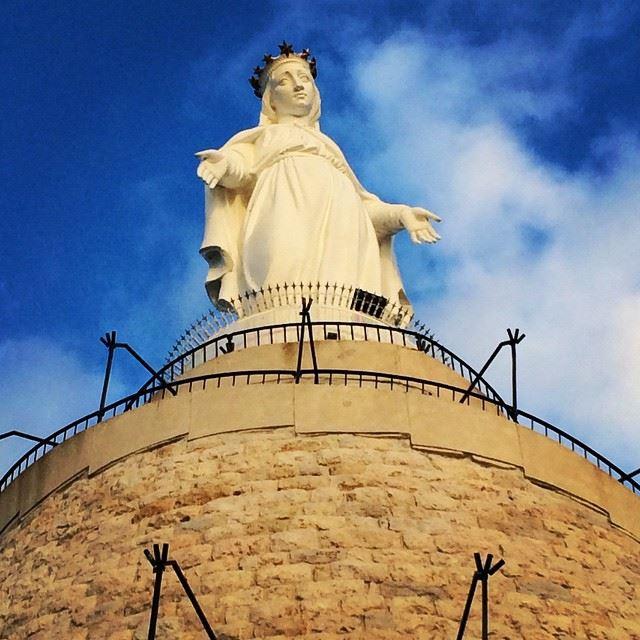 Harissa Харисса (Notre Dame du Liban-Harissa (Lady Of Lebanon))