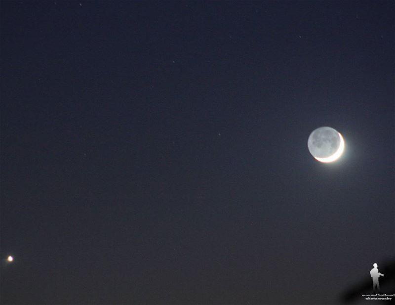 The moon... moon🌙 chouf jbaa lebanon lebanonbyalocal ...