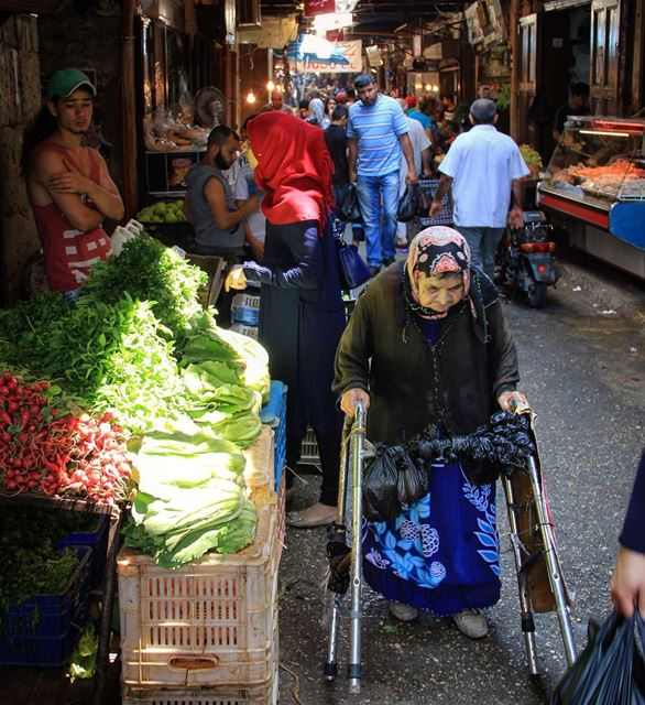 Shopping has no age limits!. oldsouk tripolisouk market seemycity ... (Tripoli Old Souk)