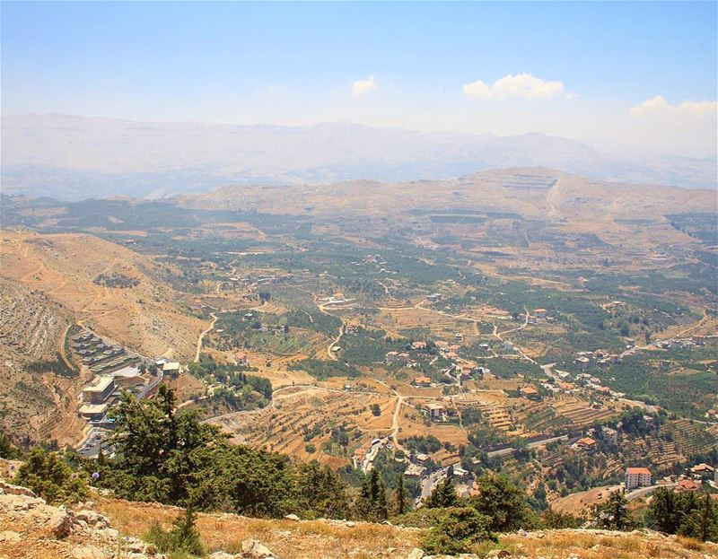 A moment in the high mountains is worth hours.................. (Ehden, Lebanon)