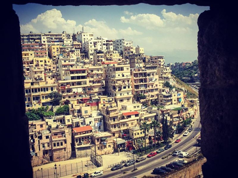 """If you love somebody, let them go, for if they return, they were always... (Tripoli, Lebanon)"
