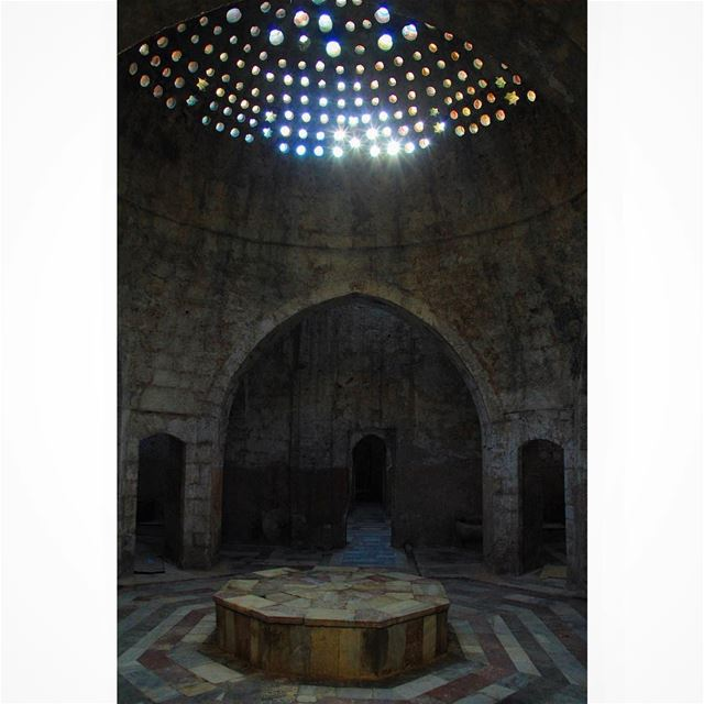 """Some places witness great moments."" history hammam old vintage ... (Tripoli, Lebanon)"