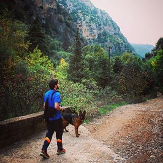 """Returning home is the most difficult part of long-distance hiking; you... (Annoubin Valley)"