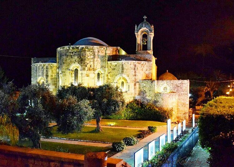 Every Night I Turn My Worries Over To God . He's Going To Be Up All Night... (Byblos, Lebanon)