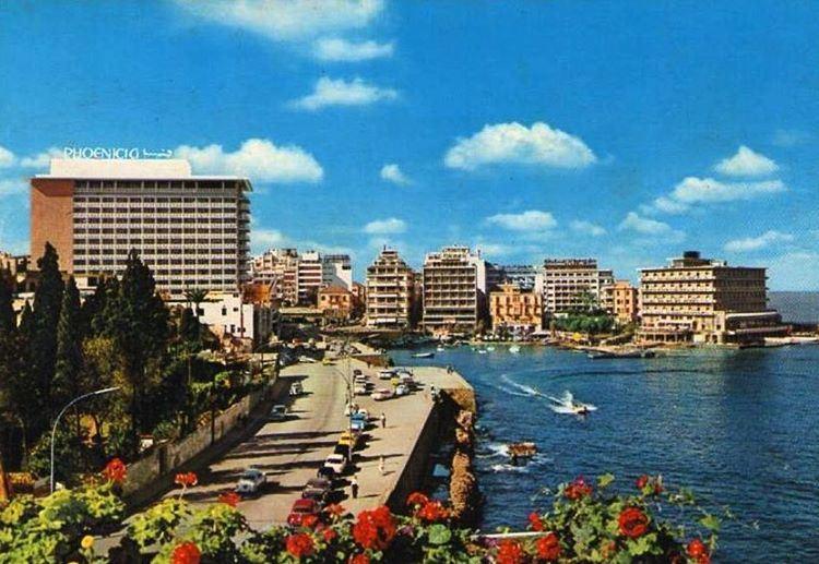 بيروت الزيتونة عام ١٩٦٦