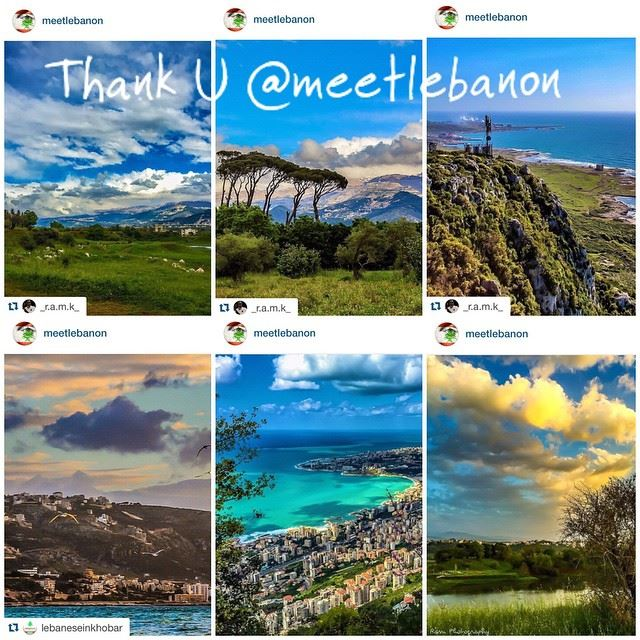 Load of thanks to the magnificent @meetlebanon hub for featuring my photos...