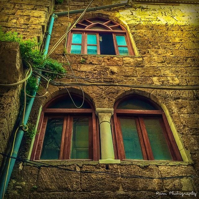 I know just how to whisper, and I know just how to cry..I know just where... (Batroun Old Souk)