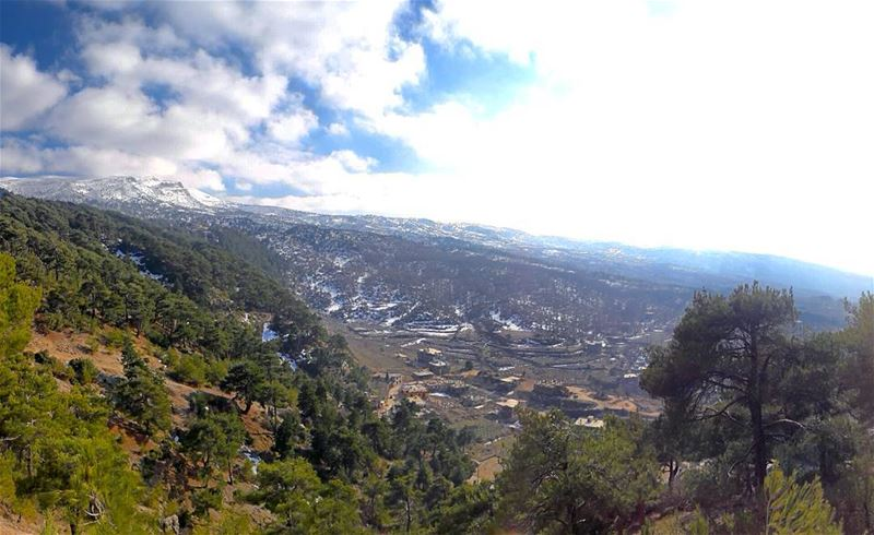 Natural beauty at its finest on the high mountains of Akkar, North... (El Qammoûaa)
