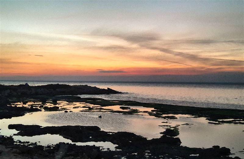 🌅 Tripoli TripoliLB Beautiful Sunset Keepcalm Mediterranean Sea ... (Tripoli, Lebanon)