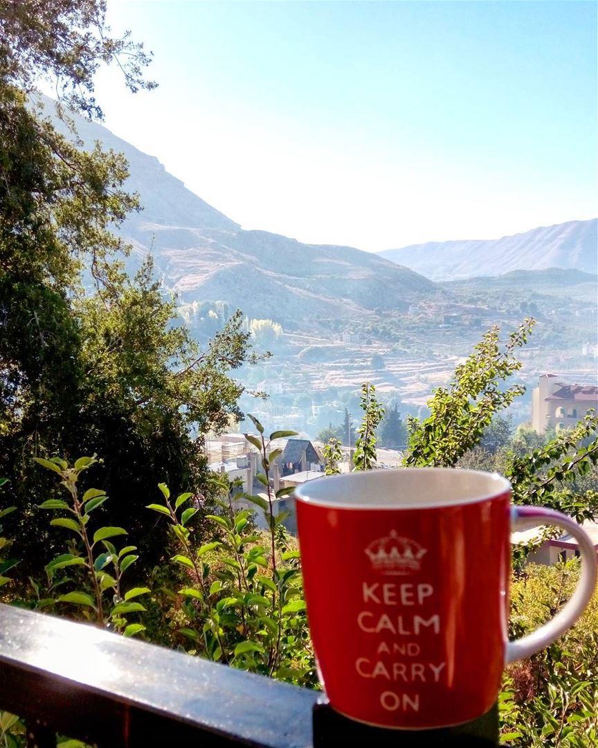 goodmorning 🌏 from ehden lebanon (Ehden, Lebanon)