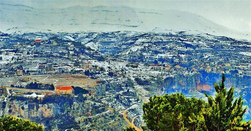 ❄❄❄ | Like my photography Facebook page ╰▶ Abed El Rahman Hassoun's... (Bsharri, Lebanon)