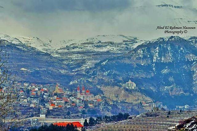 Good morning | Like my photography Facebook page ╰▶ Abed El Rahman Hassoun' (Bsharri, Lebanon)