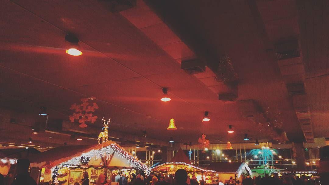 💓 Tripoli's Christmas Market ceremony was AWESOME 🎉 LiveLoveTripoli ... (Rachid Karami International Fair)