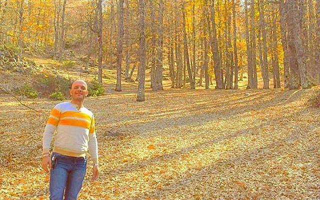 When in the forest ....🍁🍁🍁 LiveLoveAkkar Akkar AzerForest Forest ... (غابة العزر - فنيدق)