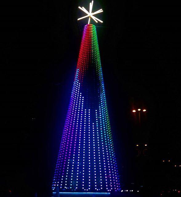 Tripoli's Christmas vibes 😍 Tripoli ILoveTripoli LiveLoveTripoli ... (Tripoli, Lebanon)