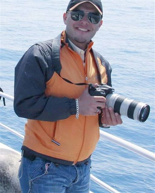 Me 5 years ago....Live Love Photography 📷📷📷 On  CANA  Boat ... (Mediterranean Sea)