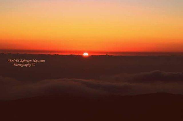 It always seems impossible until it is done.~ Nelson Mandela | Like my... (Bkaa Safreïn, Liban-Nord, Lebanon)